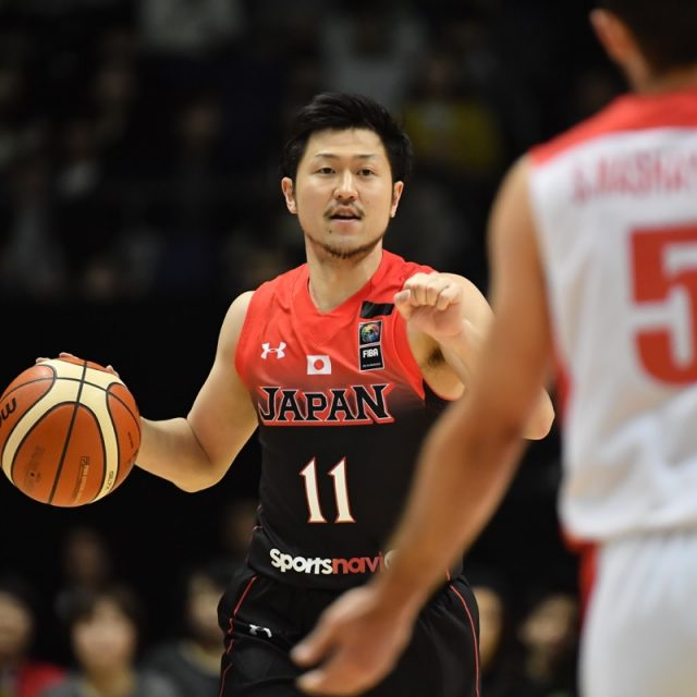 #11橋本 竜馬選手(シーホース三河)