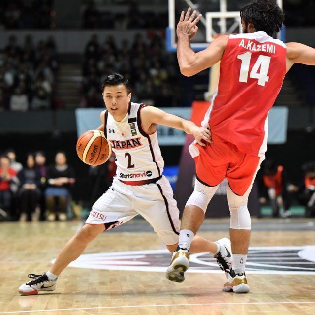 ディフェンスを交わしてチャンスを作る#2 富樫 勇樹選手(千葉ジェッツ)