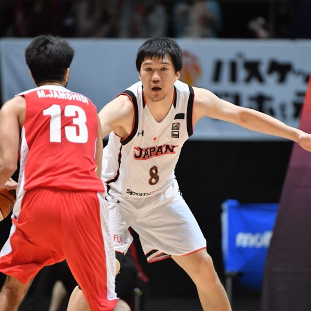 #8 太田 敦也選手(三遠ネオフェニックス)のディフェンス