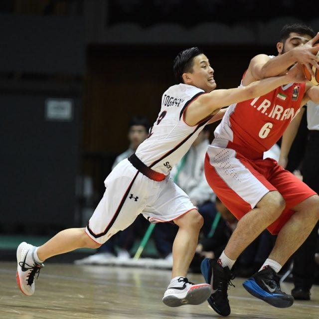 #2 富樫 勇樹選手(千葉ジェッツ)のディフェンス