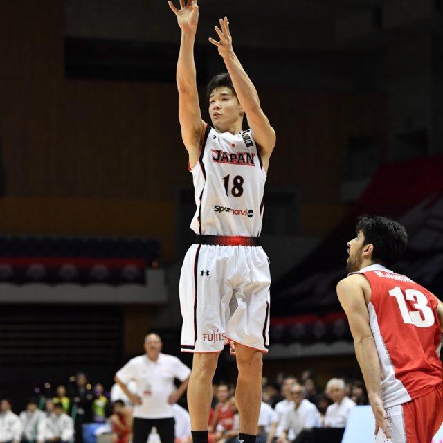 #18 馬場 雄大選手(筑波大学 3年)
