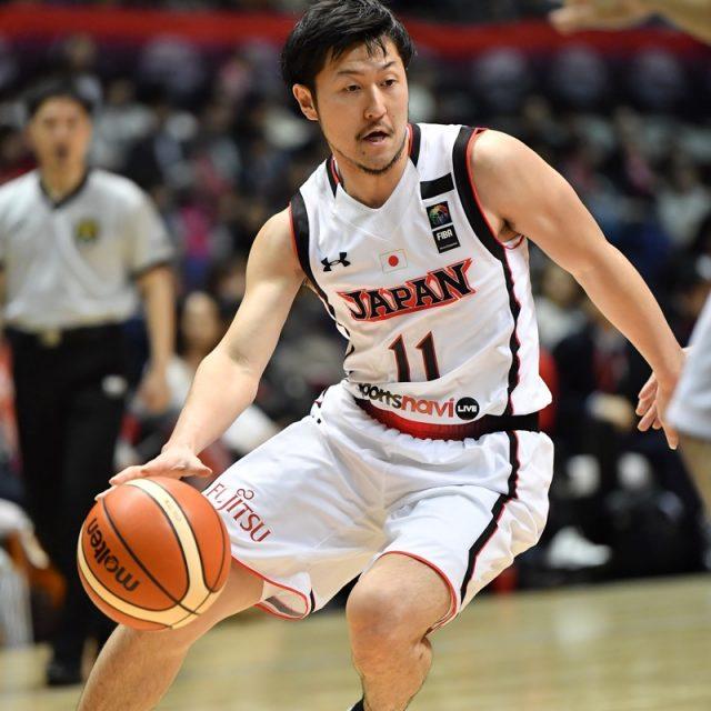 #11 橋本 竜馬選手(シーホース三河)